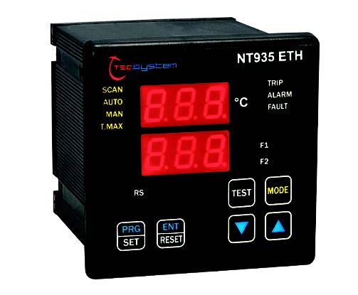 Temperature Controllers-Dry Transformers & Motors