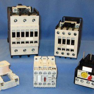 IEC Contactors & Relays