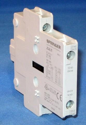 IEC Contactor - Accessories