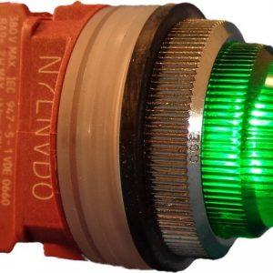 N7 - Pilot Lights/Press to Test