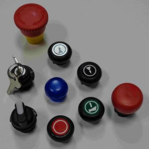 Victor Push button station Accessories